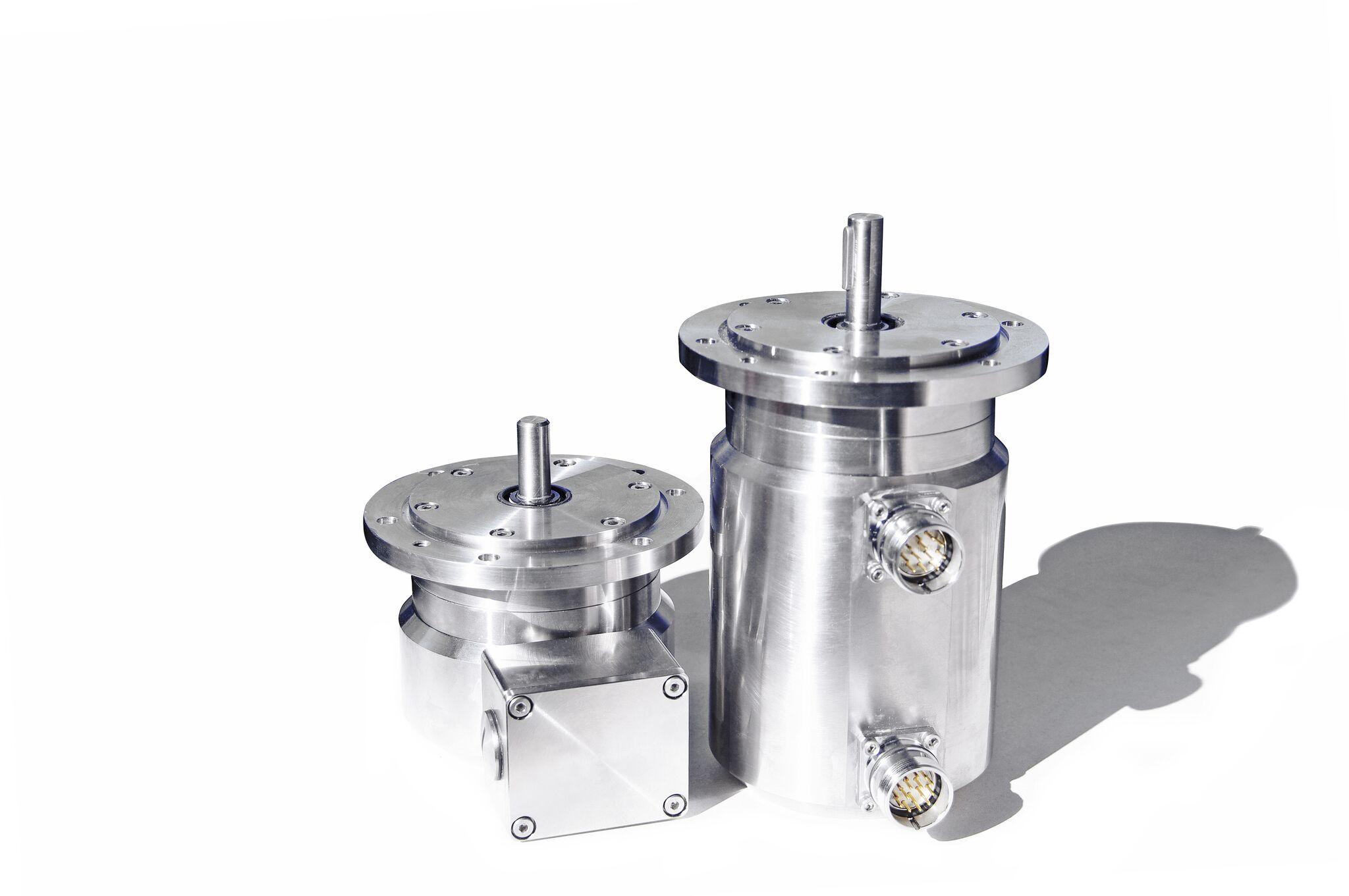 POSITAL IP67 Rugged Encoders