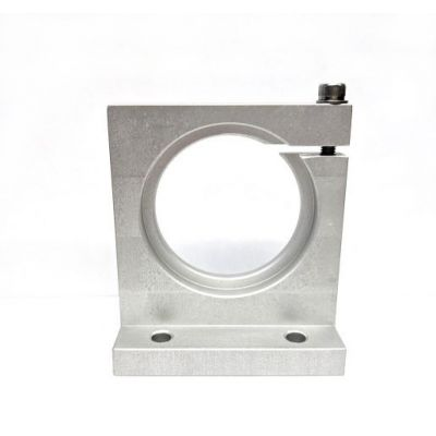 Angle bracket for mounting encoders