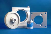 Encoder Flanges and Plugs