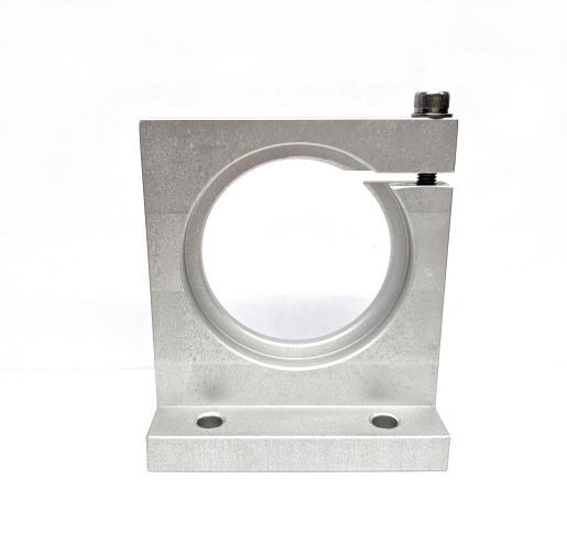 Angle bracket for mounting encoders