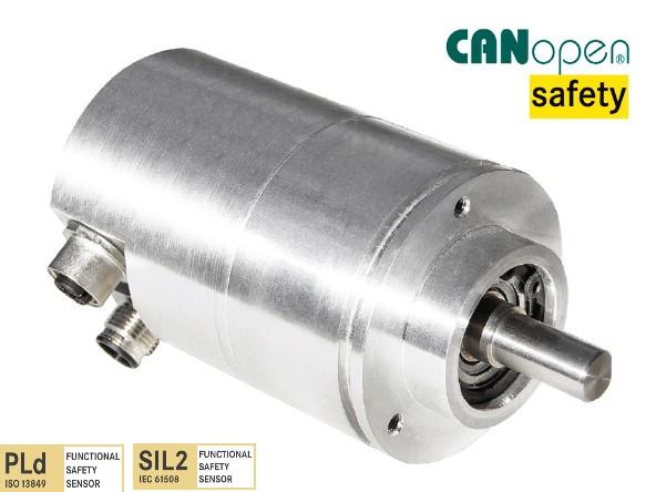 Posital MCS-CSD2B CANopen safety encoder
