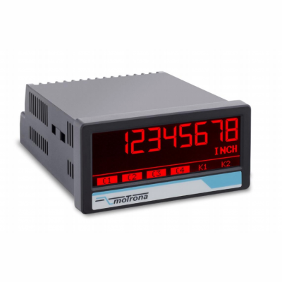 Encoder controllers and displays