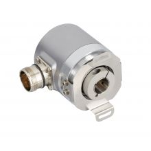 Incremental encoder with hollow shaft