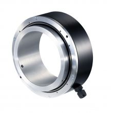 Through hollow shaft encoders