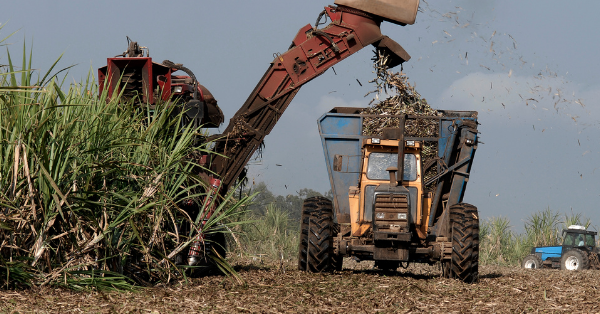 HOW ENCODERS IMPROVED THE EFFICIENCY OF A CANE HARVESTING HAULAGE VEHICLE